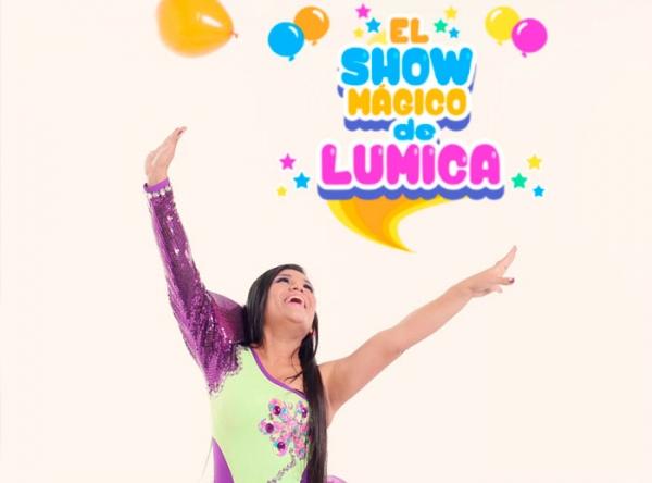 El Show Mágico de Lumica - Mall del Sur
