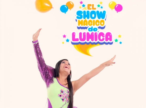 Show Mágico de Lúmica - Mall del Sur