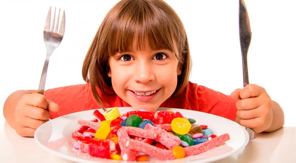 Niños vs azúcar  - Mall del Sur