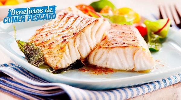 BENEFICIOS DE COMER PESCADO - Mall del Sur