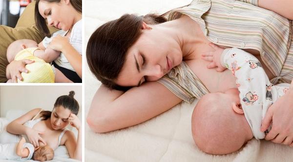 5 posturas para dar de lactar a tu bebé  - Mall del Sur