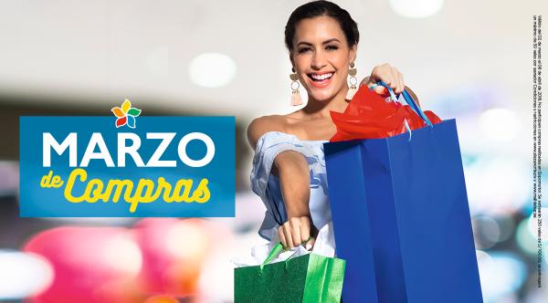 Marzo de Compras - Mall del Sur