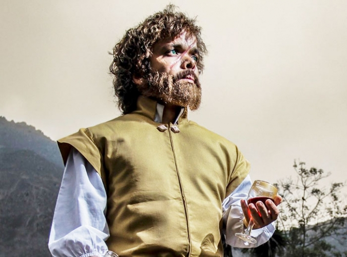 Cosplay Saw, Tyrion lannister y Ewok - Mall del Sur