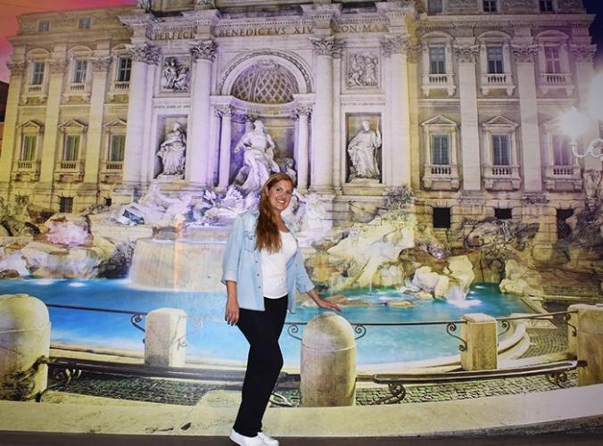 Vuelta al Mundo  - Mall del Sur