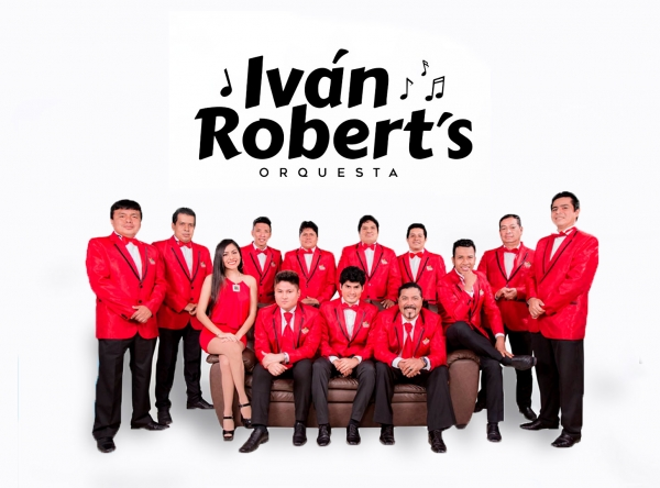 Ivan Robert´s Orquesta  - Plaza Norte