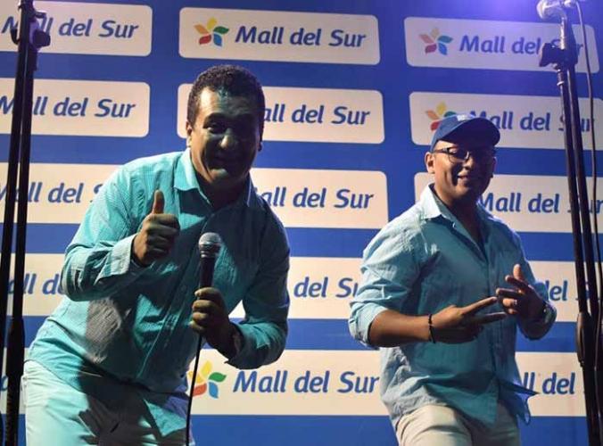 Orquesta Digital Borinquen                        - Mall del Sur