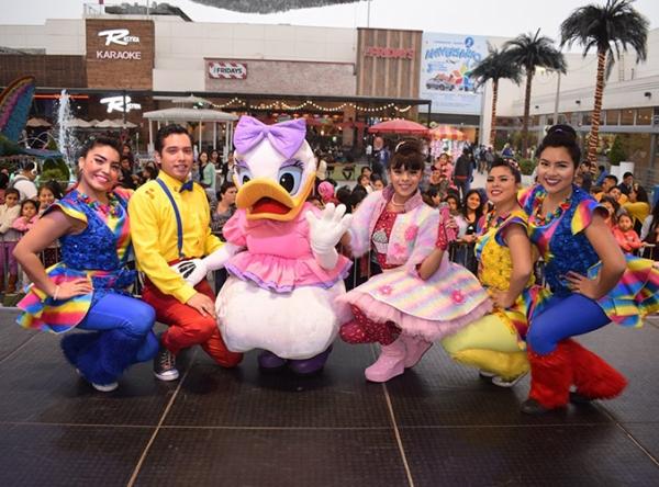 SHOW INFANTIL - BURBUJAS DE COLORES - Mall del Sur