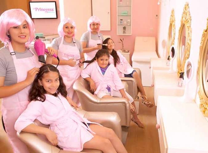 Princessa Boutique Educacional - Mall del Sur