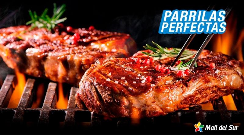 PARRILLAS MÁS SABROSAS - Mall del Sur