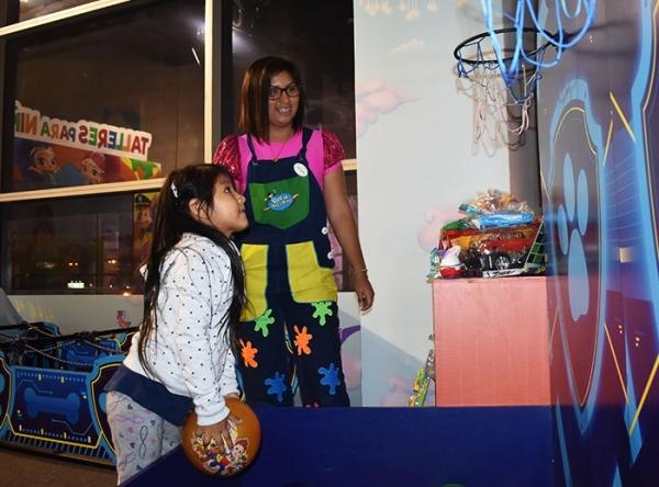 Encesta la pelota - Mall del Sur