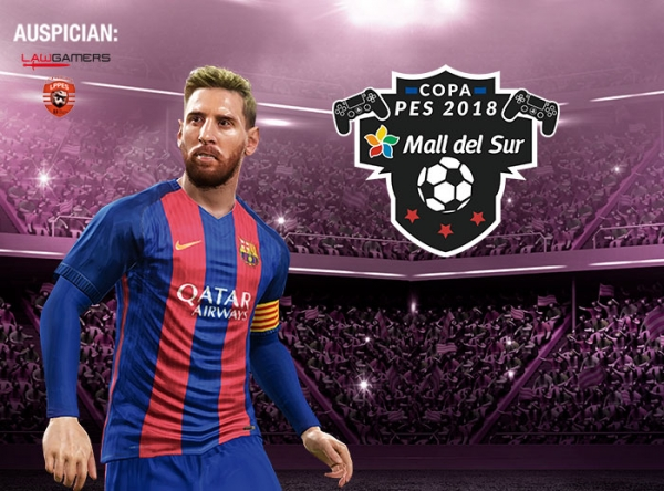 Copa PES 2018 Mall del Sur - Plaza Norte