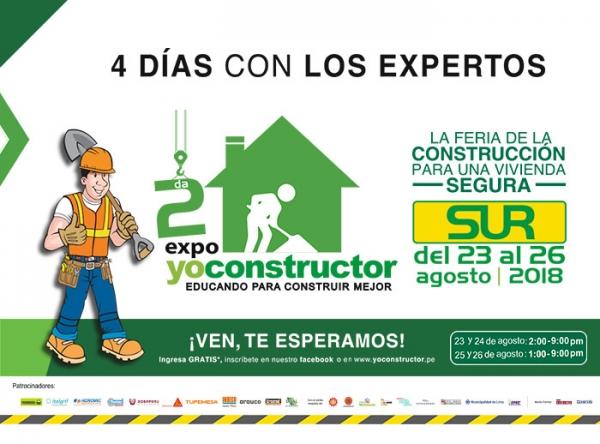 2da. Expo YoConstructor - Mall del Sur