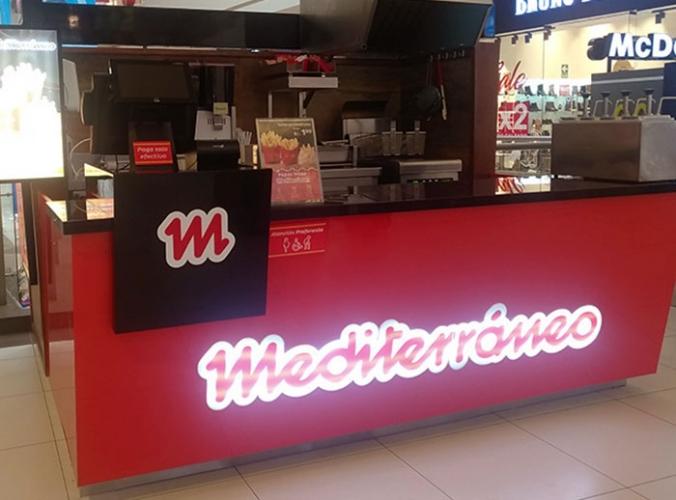 MEDITERRÁNEO - Mall del Sur
