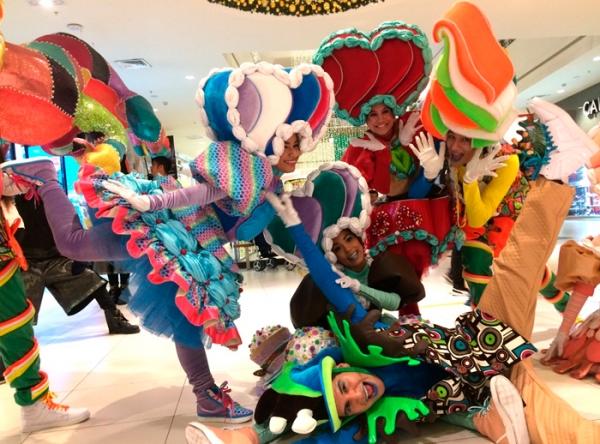 PARADE ZON CORAZÓN - Mall del Sur
