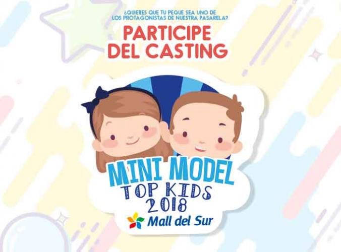 Mini Model  - Mall del Sur