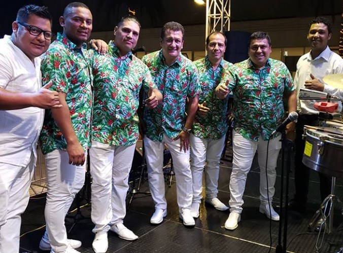 SHOW MUSICAL - ORQUESTA DIGITAL BORINQUEN        - Mall del Sur