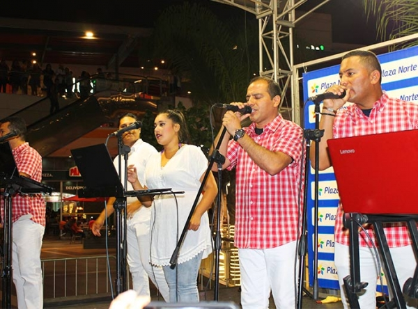 Orquesta Digital Borinquen      - Mall del Sur