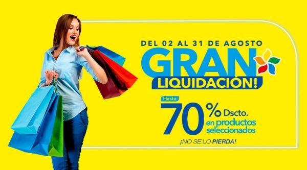 Gran Liquidación - Mall del Sur