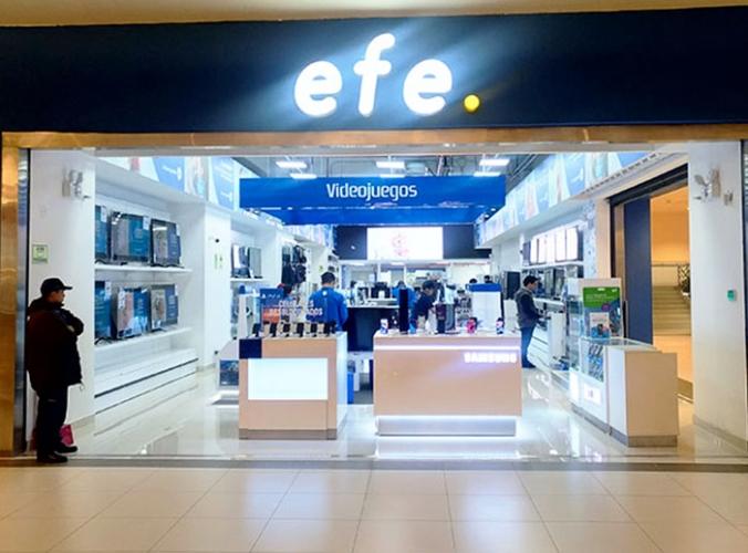 EFE - Mall del Sur