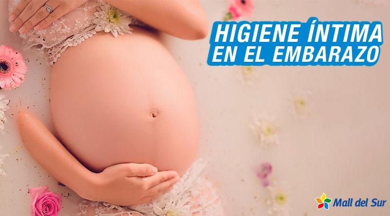 HIGIENE ÍNTIMA EN EL EMBARAZO - Mall del Sur