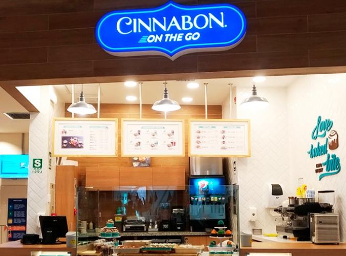 CINNABON - Mall del Sur