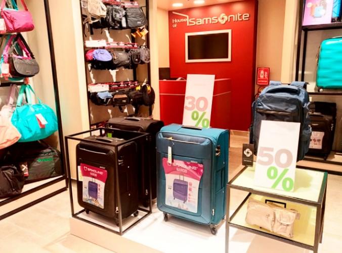 SAMSONITE - Mall del Sur