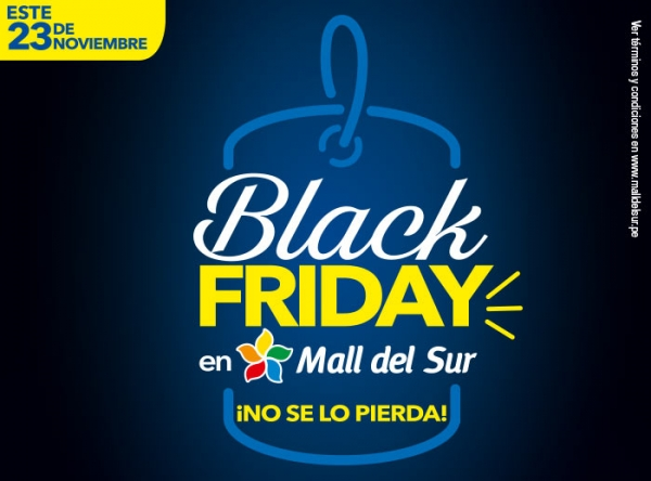 BLACK FRIDAY - Mall del Sur