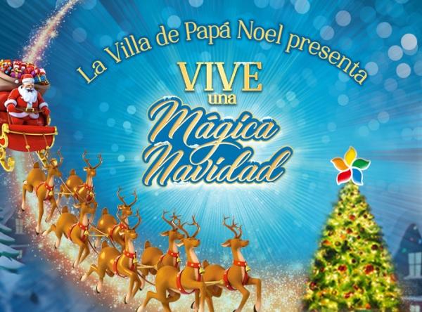 VILLA DE PAPÁ NOEL  - Mall del Sur