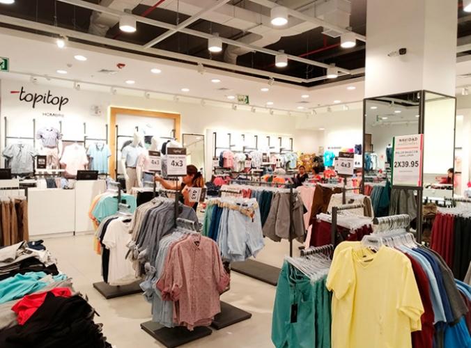 TOPITOP - Mall del Sur