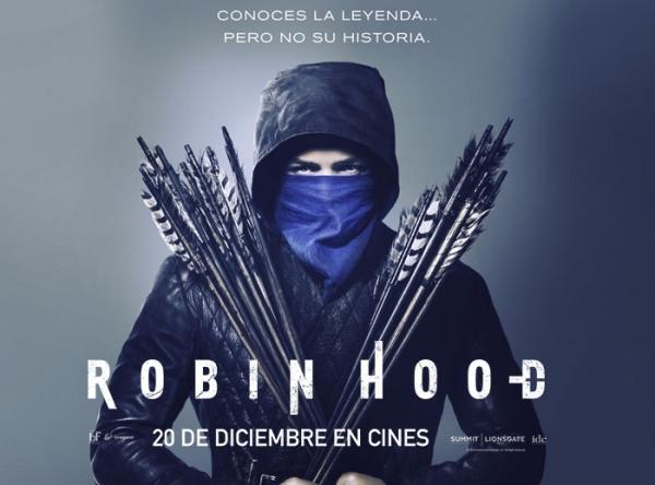 CONCURSO ROBIN HOOD - Mall del Sur
