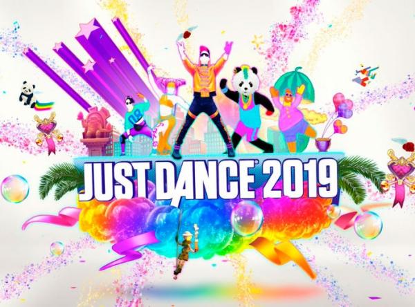 VEN Y BAILA CON JUST DANCE 2019 - Plaza Norte