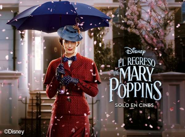 ACTIVACIÓN MARY POPPINS - Mall del Sur