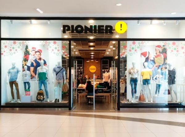 PIONIER - Mall del Sur
