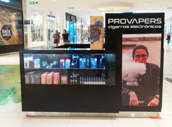 PROVAPERS - Mall del Sur