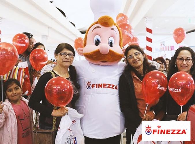 ACTIVACIÓN FINEZZA - Mall del Sur