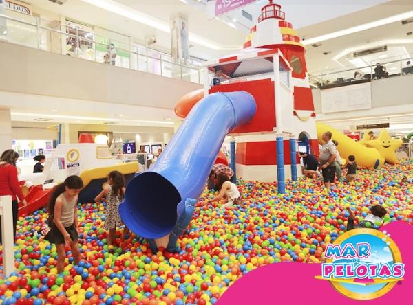 MAR DE PELOTAS - Mall del Sur