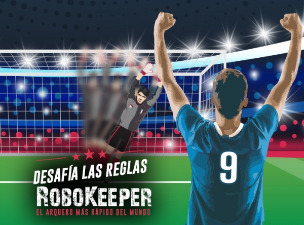 ROBOKEEPER - Mall del Sur