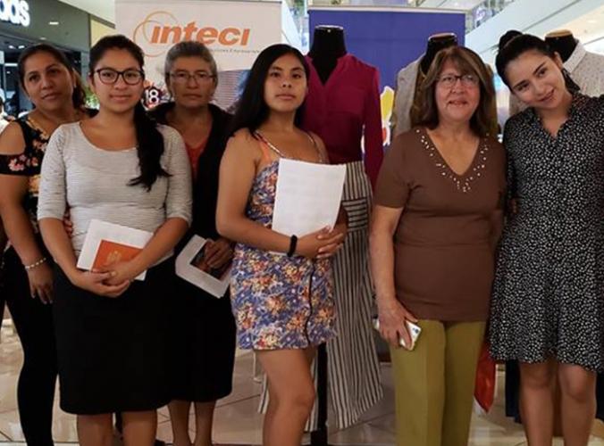 TALLER DE MAQUILLAJE: TENDENCIA OTOÑO - INTECI - Mall del Sur
