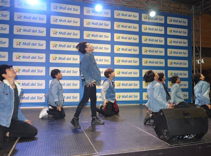 CONCURSO DE K-POP - Mall del Sur