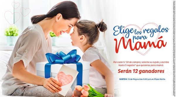 ELIGE LOS REGALOS PARA MAMÁ - Mall del Sur