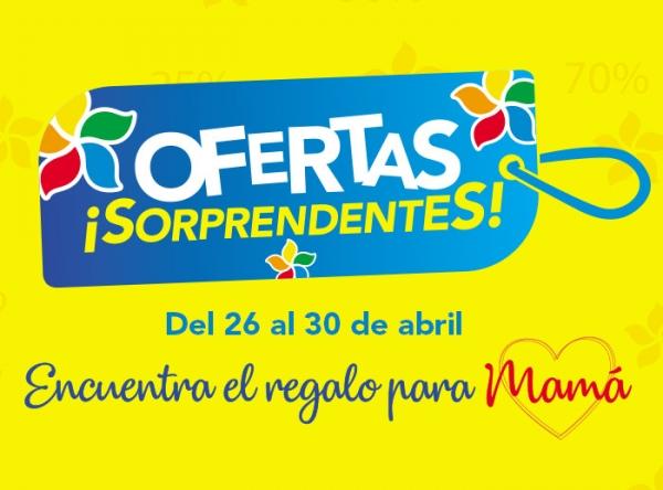 OFERTAS SORPRENDENTES PARA MAMÁ - Plaza Norte