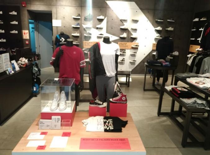 CONVERSE - Mall del Sur