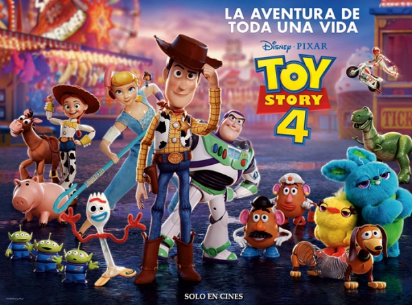 ACTIVACIÓN - TOY STORY - Plaza Norte