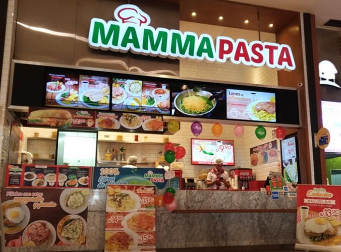 MAMMA PASTA - Mall del Sur