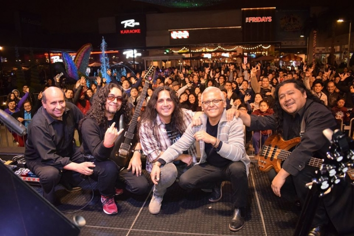 ROCK DE LOS 80' - GRUPO YESTERDAY - Mall del Sur