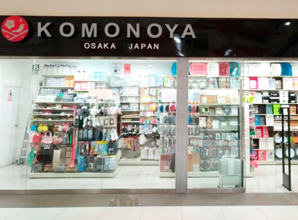 KOMONOYA - Mall del Sur