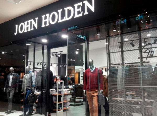 JOHN HOLDEN - Plaza Norte