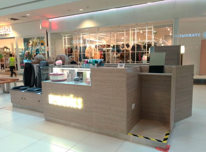 HOMEDICS - Mall del Sur