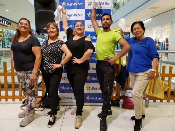 CLASES DE MARINERA - Mall del Sur