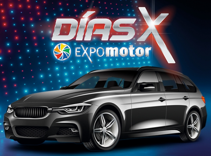 DÍAS X EXPOMOTOR - Mall del Sur
